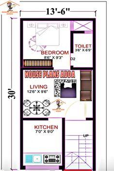 Little House Plans, 2bhk House Plan, 3d House Plans, Duplex House Plans, Duplex House Design, House Front Design, Small House Design, Small House Plans, Modern House Design