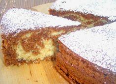 Las recetas de Clavo y Canela: Bizcocho Mármol de Chocolate y Vainilla