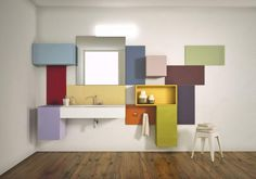 Vanity units | Wash basins | 36e8_basin | LAGO | Daniele Lago. Check it out on Architonic