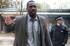 Luther. This still comes from one of the greatest moments in one of the greatest episodes. Season 1, Episode 2.