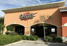 Cape Coral Pizza - Go to Dantes for delicious coal-fired pizza!