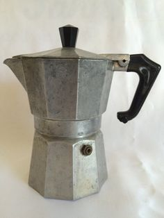 Vintage Expresso Coffee Maker by ContemporaryVintage on Etsy