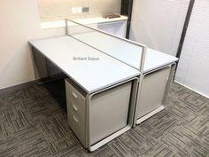 新文華中心旅行社 Cicrile 系列  - 工作檯 長方形 工作檯 Size: W1600 x D600 x H745mm