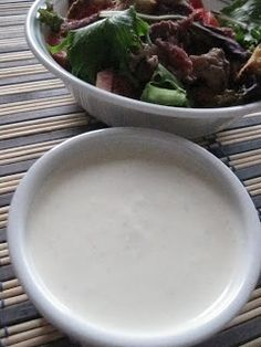 If you like Logan's Roadhouse Ranch Dressing, you will love KDArtStudio: Ranch Dressing #copycat #recipe Copycat Recipes, New Recipes, Salad Recipes, Cooking Recipes, Favorite Recipes, Ranch Dressing, Us Foods, Food Hacks, Easy Dinner Recipes