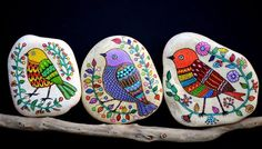 Bird rock crafts