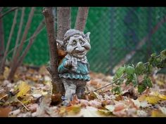 How to call (summon) gnome for execution of desire Learn Magic, Summoning, Gnomes, Garden Sculpture