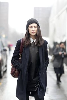 Un genre de manteau comme ça pour cette hiver...
