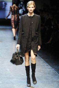 Dolce & Gabbana / Fall 2010