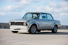 Bmw 2002 Turbo, first production car with a turbo.