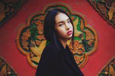 Beautiful women around the world: Beijing, China by Mihaela Noroc