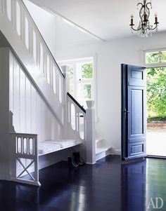 Дом в Дании. Хозяйка и дизайнер Тине Кельдсен.