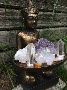 Ethereal Meditation - Crystals