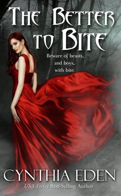 Cover Reveal: The Better to Bite by Cynthia Eden. Coming 10/2012