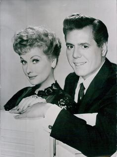 1958 Lucy and Desi