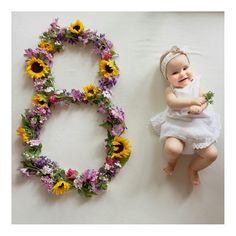 avanelle nile || eight months old #watchavanellegrow