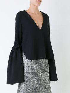 Ellery v-neck blouse