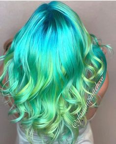 "6,759 Likes, 42 Comments - Pulp Riot Hair Color (@pulpriothair) on Instagram: ""@glamourwitchxo is the artist... Pulp Riot is the paint."""