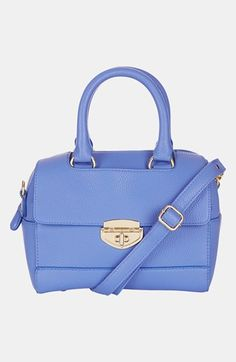 Handbags under 100 (dollars): Topshop Faux Leather Mini Satchel   Nordstrom