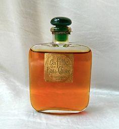 "Super Rare 1923 ""La Fille Du Roi De Chine"" Perfume by Callot Soeurs Paris Full | eBay"