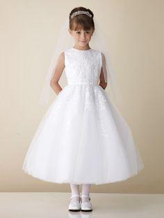 Communion dress by Christie Helene - Google Search