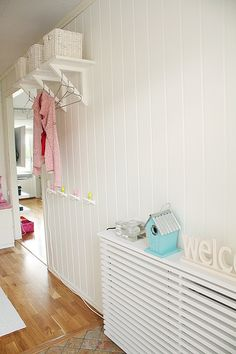 Looking for a modern radiator cover to conceal heating essentials? Take a look of modern radiator covers to make a style inside your home. Radiator covers can be made to match… Continue Reading → Best Radiators, Modern Radiator Cover, Hallway Storage, Home Organization, Cover Design, Home Projects, Interior Inspiration, Family Room, Sweet Home