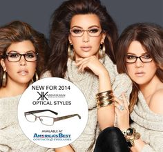 kardashian kollection prescription frames now at americas best httpwwwamericasbest