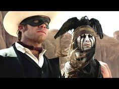 "The Lone Ranger Trailer 2013 Johnny Depp Movie - Official [HD]  ""The Lone Ranger"" movie hits theaters on July 3, 2013.  Genre: Action and Adventure  Director: Gore Verbinski  Cast: Johnny Depp, Armie Hammer, Tom Wilkinson, William Fichtner, Barry Pepper, James Badge Dale, Ruth Wilson, Helena Bonham Carter"