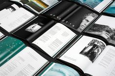 A Blue Moon Book | Abduzeedo Design Inspiration