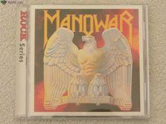 CD Battle Hymns Rock Series - Manowar. Portes grátis para Portugal Continental. Possibilidade de entrega em mão na zona do Porto. Agradeço contacto por e-mail.