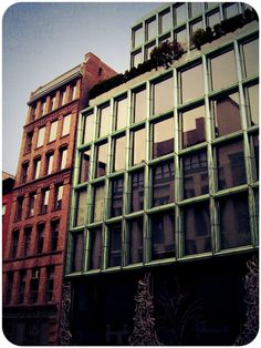 30 and 40 Bond Street #NYC #Bowery - my old place