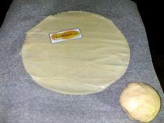 Recette de Pâte pour tarte flambée