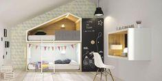 Cotagge, una original casa litera de Lagrama que querrás para ti