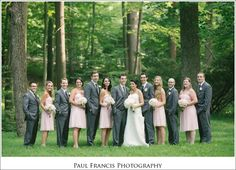 Holly Hedge Estate, New Hope PA Wedding Photographer {Caitlin and Steve}