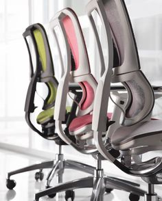 Our Mirus chairs boast built-in lumbar support that delivers tailored support to your back. Shoe Rack, Chairs, Self, Shoe Closet, Tire Chairs, Chair, Side Chairs, Shoe Racks, Stools