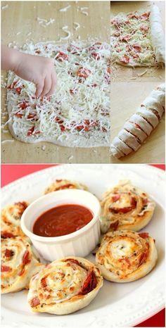 Minipizza facil