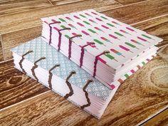 DIY copticstitch bookbinding
