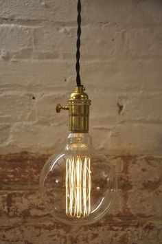 plug in modern hanging pendant lamp industrial lighting unique ceiling. Black Bedroom Furniture Sets. Home Design Ideas