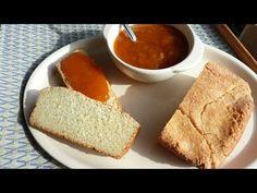 Receta de pan sin gluten vegano de 4 harinas - YouTube