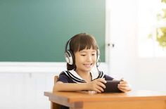 Various ideas of how to use podcasts in the classroom, including ways students can create them in all subjects.