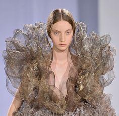 Codie Young @ Iris Van Herpen haute couture FW11