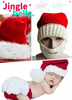 7262aab165f 31 Best Christmas Decoration Ideas Hats images