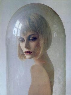 Mannequin - Irving Penn  - Vogue 1992