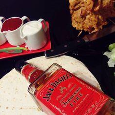 #jackdaniels #ognistyjack #jackfire #testowanie #whisky @streetcom_polska #streercom