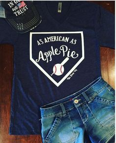 As American As Apple Pie...the game of Baseball