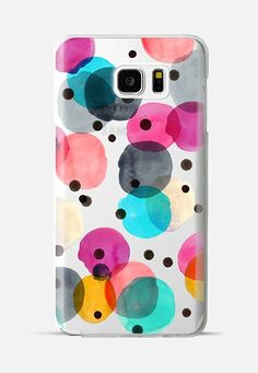 Festive Dots Android case by Crystal Walen | Casetify