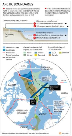 Melting Arctic Opens New Trade Routes and Energy Opportunities - Council on Foreign Relations