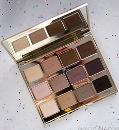 Tartelette Amazonian Clay Matte Eyeshadow Palette has quickly becomes my daily, go to palette!
