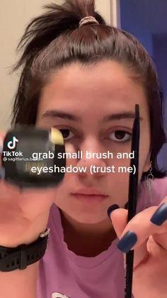Indie Makeup, Edgy Makeup, No Eyeliner Makeup, Skin Makeup, Makeup Inspo, Makeup Tips, Beauty Makeup, Cute Makeup Looks, Makeup Eye Looks