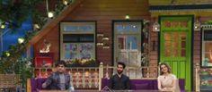 The Kapil Sharma Show 19 Feb 2017 Guest Cast of Rangoon-Shahid Kapoor-Kangna Ranaut