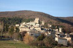 Le Poët-Laval Drôme Rhône-Alpes